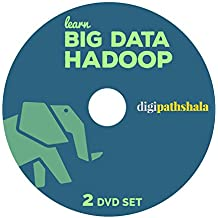 Digi Pathshala Learn Big Data- Hadoop and MapReduce 2 DVD Set (45 hours of Content and 2 Real Time Projects)