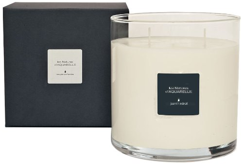 Aquarelle Bougie Parfumée Jasmin Néroli 690 g
