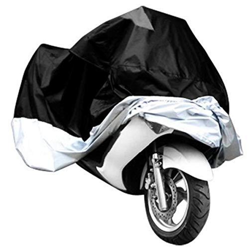 Noradtjcca Motorradabdeckung im Freien UV-Schutz Fahrrad wasserdicht Motorrad