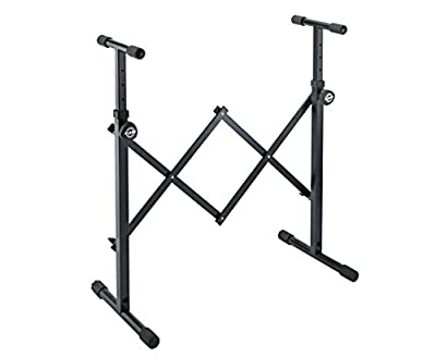 Konig and Meyer 18825.000.55 Equipment Stand for DJ, Mixer, Keyboard