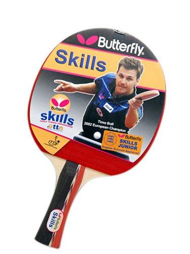 Butterfly Skills, Racchetta da ping pong per professionisti