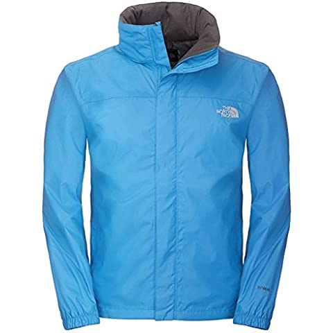 The North Face chaqueta para hombre resolver, hombre, color Azul - azul, tamaño mediano