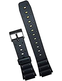 Genuine Casio Replacement Watch Strap 70610304 for Casio Watch TS-100-1V + Other models