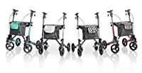 Topro Troja 2G Premium Rollator - Walking Aid (Choose Your Size & Colour)