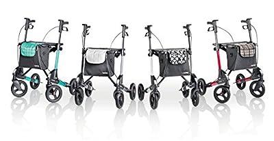 Topro Troja 2G Premium Rollator - Walking Aid (Choose Your Size & Colour)