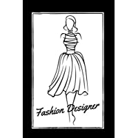 Fashion Designer: Sketchbook for Girls / Teens / Teens / Students