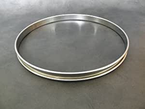 faistongateau cercle tarte inox 28 cm cercle tarte inox cuisine maison. Black Bedroom Furniture Sets. Home Design Ideas
