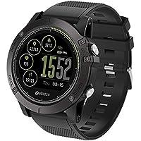 Pultus Zeblaze Smartwatch, Vibe 3 HR Smart Watch Compatibile Android 4.4 iOS 8.0 Monitor della frequenza cardiaca della GPS