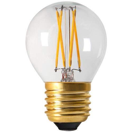Girard Sudron - E27 Sphérique LED Claire Filament 4w 2700K G45 Dimmable 230v 28648