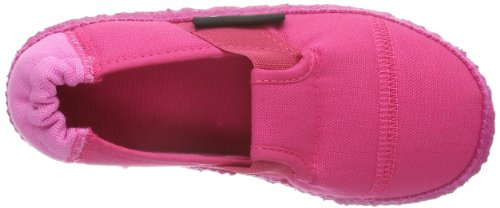 Nanga  Klette, Chaussons courts, non doublées fille Rose - Pink (27)