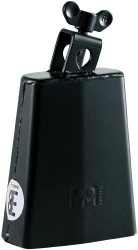 Meinl Percussion HCO4BK Cowbell, Headliner Series, 12,7 cm (5 Zoll) Länge, schwarz