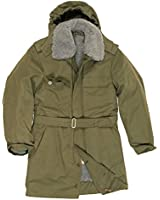 GENUINE CZECH ARMY ISSUED MILITARY WINTER PARKA NEW