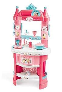 Smoby Cruzado Disney Princess Cocina, Color Rosa