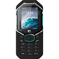 Crosscall Shark X3 Téléphone portable débloqué 3G+ (Ecran : 2,4 pouces - 1 Go - Double SIM - Android) Noir