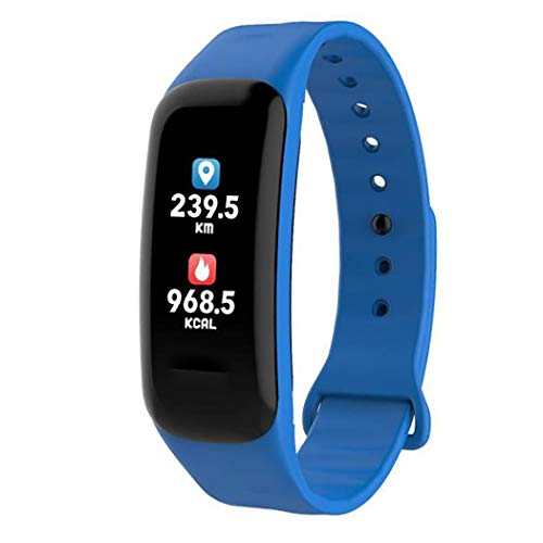 41ev%2BlWMLML. SS500  - Koede Bluetooth Intelligent Bracelet Sport Watch Band Heart Rate Monitor Fitness Tracker Heart Rate Monitors