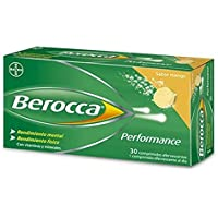 BAYER Berocca performance mango 30 comp eferv