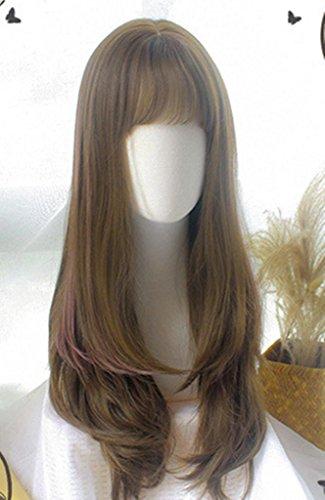 an-lkyiqi-thin-air-flequillo-peluca-realista-pera-flor-volumen-micro-hebilla-cara