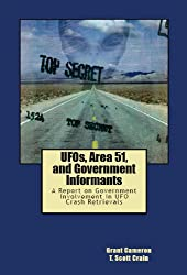 UFOs, Area 51, and Government Informants (English Edition)
