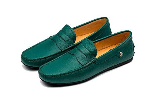 Chaussures Classiques Basses Mixte Adulte Neuf Vert