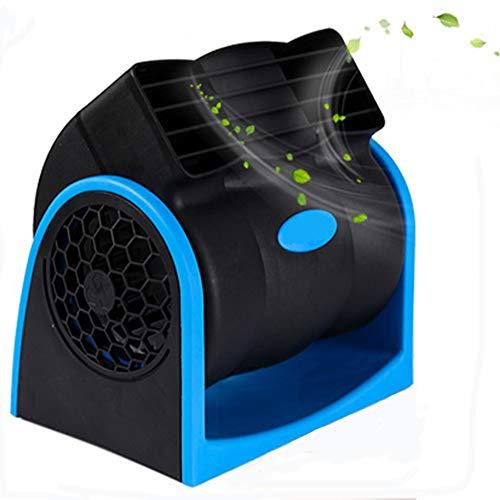 ZRK Auto Klimaanlage Fan-12V Kein Blatt Mute Car Elektro-Fan-Super leistungsfähige Geschwindigkeit Turbo Fan-Fuel Saving und Keine Leaf-Sicherheit, um Ihnen eine Cool Experience zu geben (Klimaanlage Gebläse)