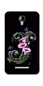 DigiPrints High Quality Printed Designer Soft Silicon Case Cover For Karbonn Machfive