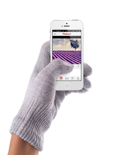 creen Handschuhe für Apple iPhone (Small/Medium) Lavendel ()