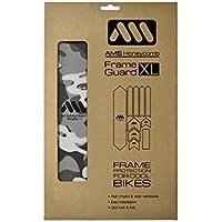 All Mountain Style AMSFG2CLCM Protector de Cuadro, Unisex Adulto, Transparente/Camo, XL
