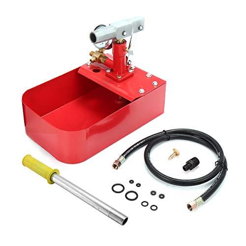 DyNamic 1000Psi Manual Hand Betriebsete Pumpen-Hydraulik-Pipeline Leakage-Druck-Test-Tool