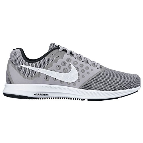 Nike Air Max Infuriate Low, Scarpe da Basket Uomo Grau (Wolf Grey/White)
