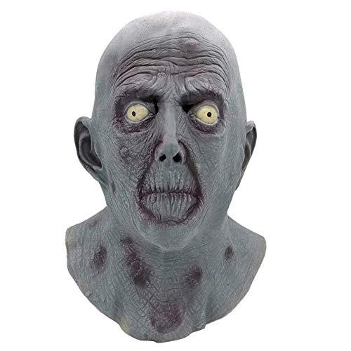 Vampire Weekend Kostüm - Zombie Umwelt Latex Cosplay Maske Kostüm Requisiten Vampire Alien Halloween Lustige Maske Lustige Horror Maske