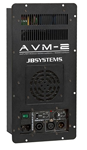 JB Systems AVM-2 Endstufen-Modul 850W/4Ohm 850 System