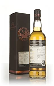 Auchentoshan 18 Year Old 1998 - Deerstalker Limited Release Single Malt Whisky from Auchentoshan