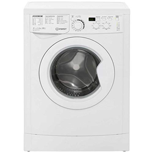 Indesit EWSD61252W A++ Rated Freestanding Washing Machine - White