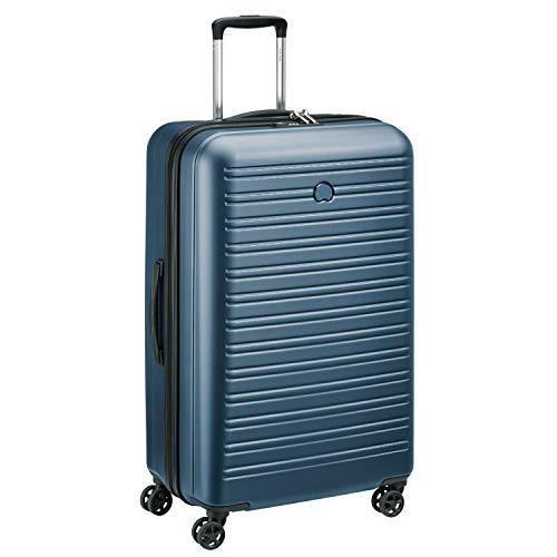 Delsey Segur 2.0 Trolley, 78 cm, 105 litri, Blu