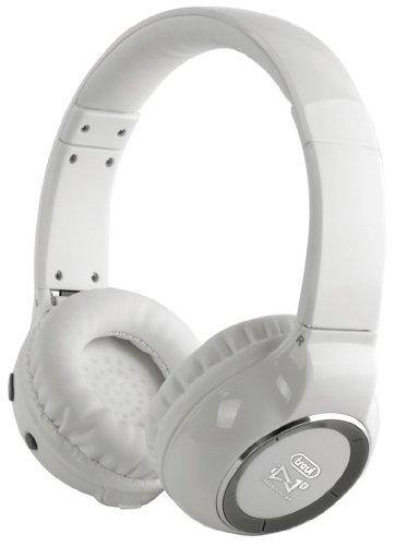 Trevi DJ 1260 BT - Auriculares de diadema abiertos con conectividad Bl