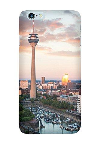iPhone 4/4S Coque photo - Düsseldorf port de médias