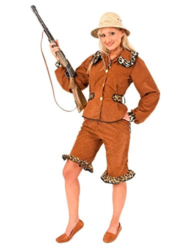 tlg. 38 (Safari Frau Kostüm)