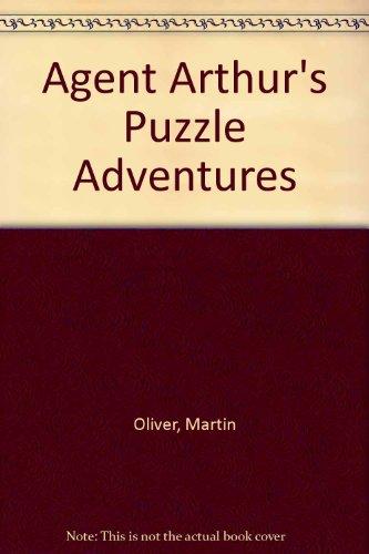 Agent Arthur's Puzzle Adventures - Puzzle Usborne Adventures