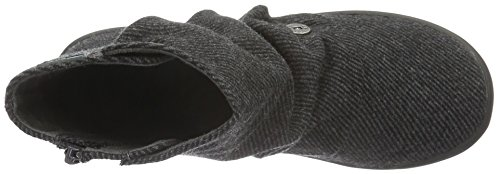 Blowfish RABBIT, Bottes Classiques femme Gris (Bf2486 Gry Covent Tweed 087)