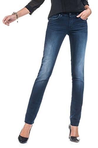 Salsa - Wonder Push Up jeans medium waist - Damen Blau