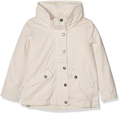 Bench Mädchen Easy Cotton Jacket Jacke, Braun (Crystal Gray ST11232), 152 (Herstellergröße: 11-12)
