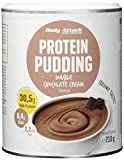 Body Attack Protein Pudding Double Chocolate Cream, 1er Pack (1 x 210 g)