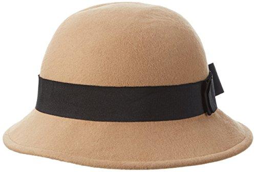 Mount Hood Coventry, sombrero fieltro Mujer, Beige