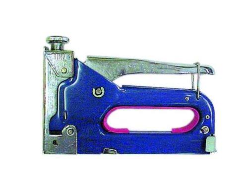 Handtacker Tacker Hefter 4-14 mm Stoff Polstern Basteln