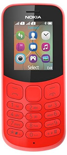 Nokia 130 DS (Red) image