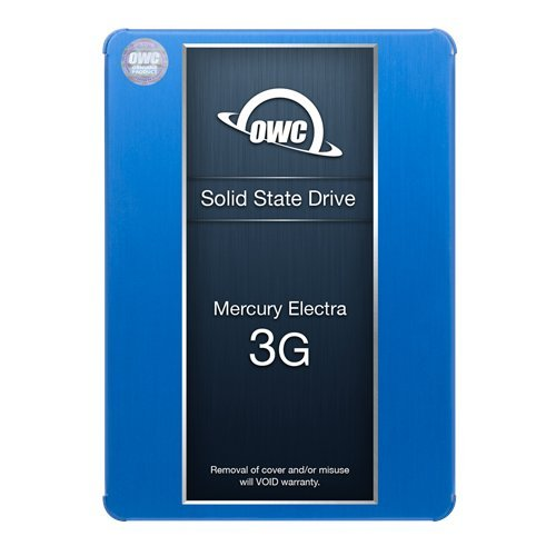 "OWC Mercury Electra 3G 500GB 500GB 2.5"" Serial ATA III - Internal Solid State Drives (500 GB, 2.5"", Serial ATA III, 3 Gbit/s)"