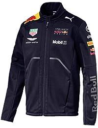 Aston Martin Red Bull Racing 2018 F1 Fórmula 1 Hombre de Softshell Chaqueta  ... feeb2271d2591