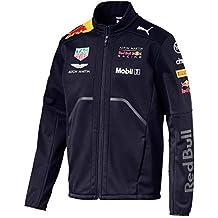 be52005ac9a9a Aston Martin Red Bull Racing 2018 F1 Fórmula 1 Hombre de Softshell Chaqueta  ...