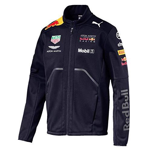 1cc40e26a7d31 Aston Martin Red Bull Racing 2018 F1 Fórmula 1 Hombre de Softshell Chaqueta  de Forro Polar