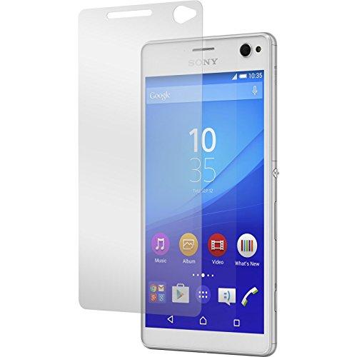 Handys & Kommunikation Atfolix 3x Displayschutzfolie Für Sony Xperia C4 Schutzfolie Fx-clear Folie